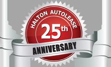 Halton AutoLease 25th Anniversary