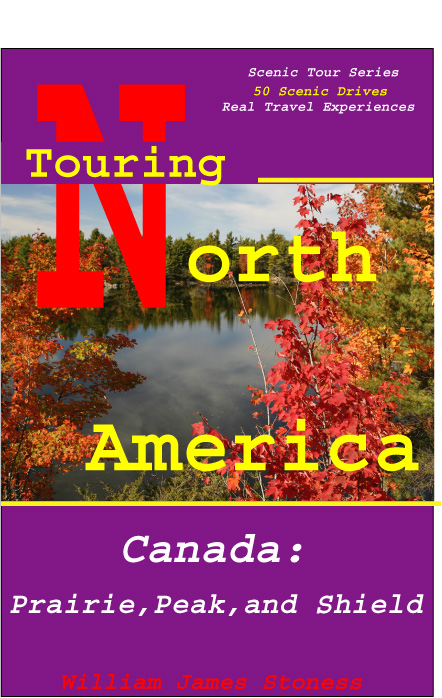 Canada Beyond The Far Horizons Travel Guide Cover