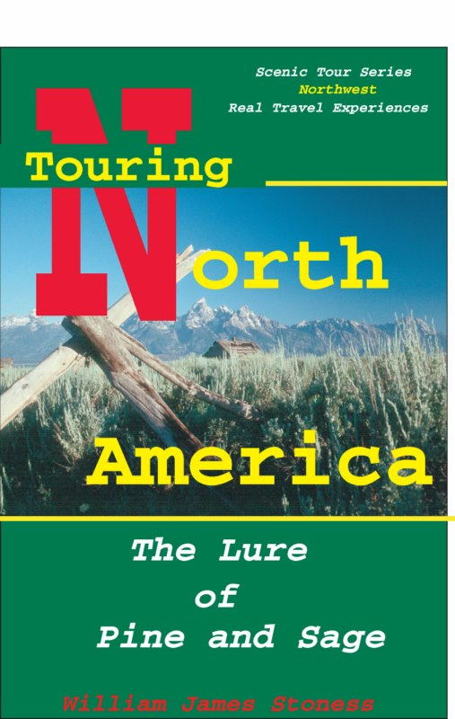 The Lure of Pine and Sage Travel Guide Cover