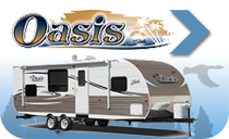 Oasis Travel Trailers