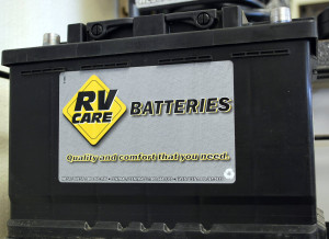 Things to Know About RV Batteries - Thumbnail