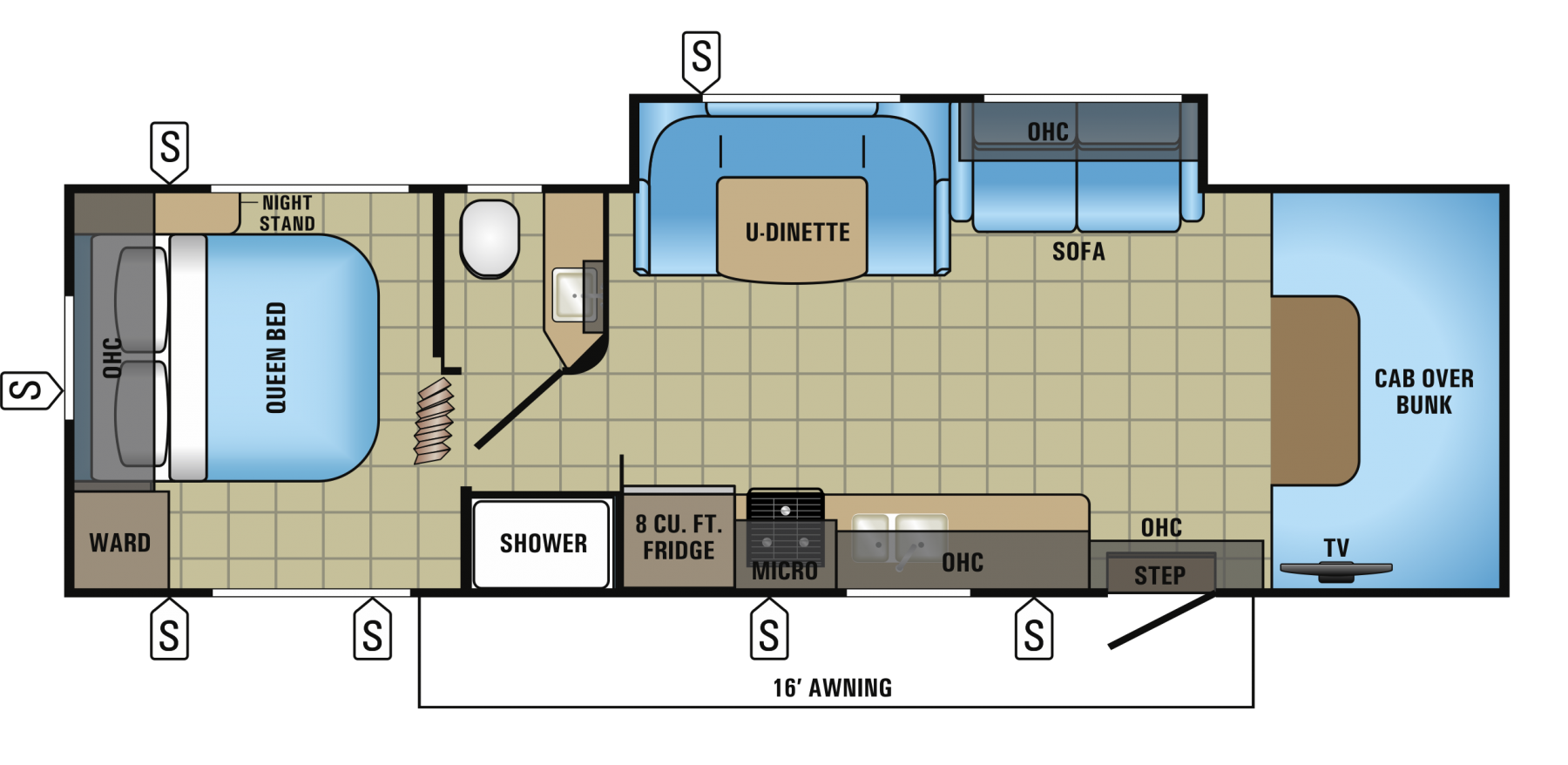 29XK Floorplan