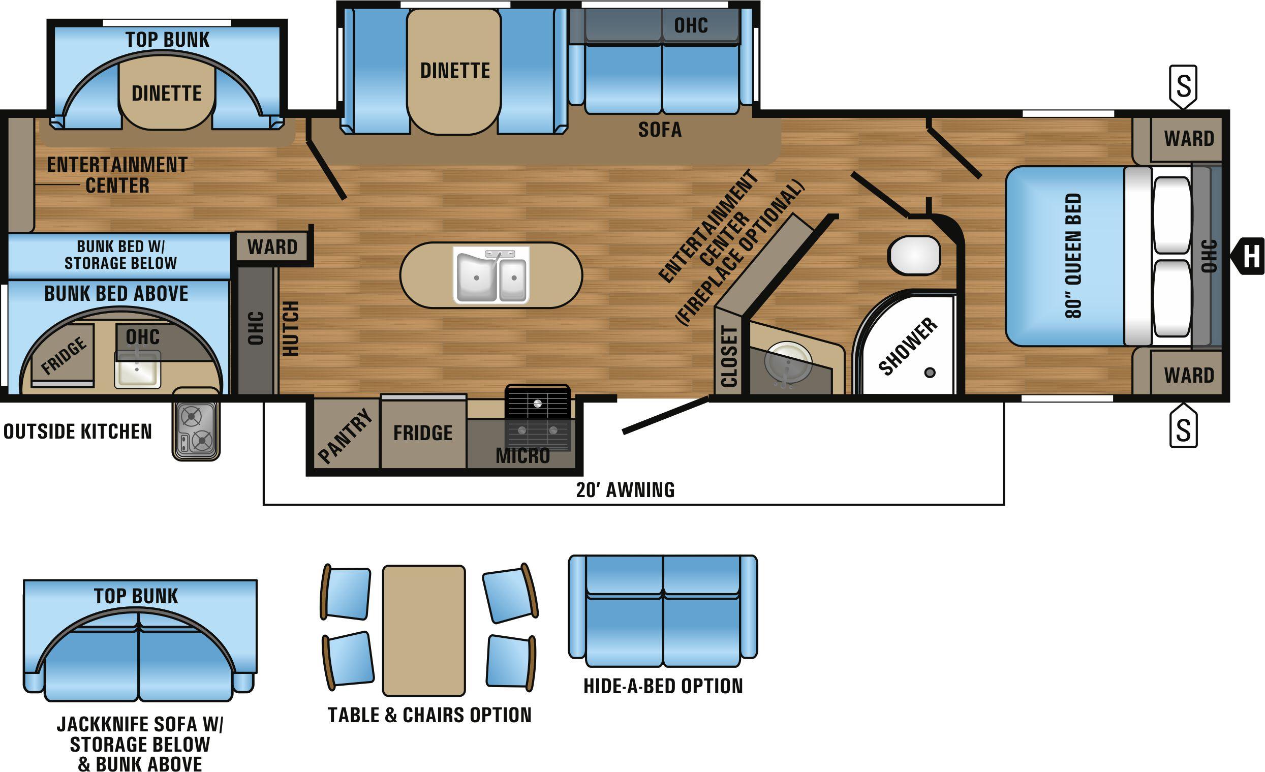 33RBTS Floorplan
