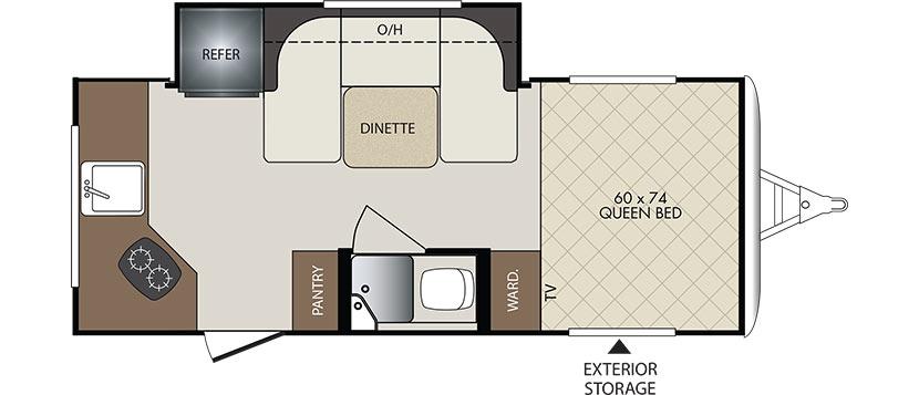 171RKCT Floorplan