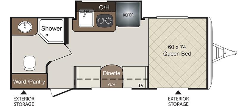172RBCT Floorplan