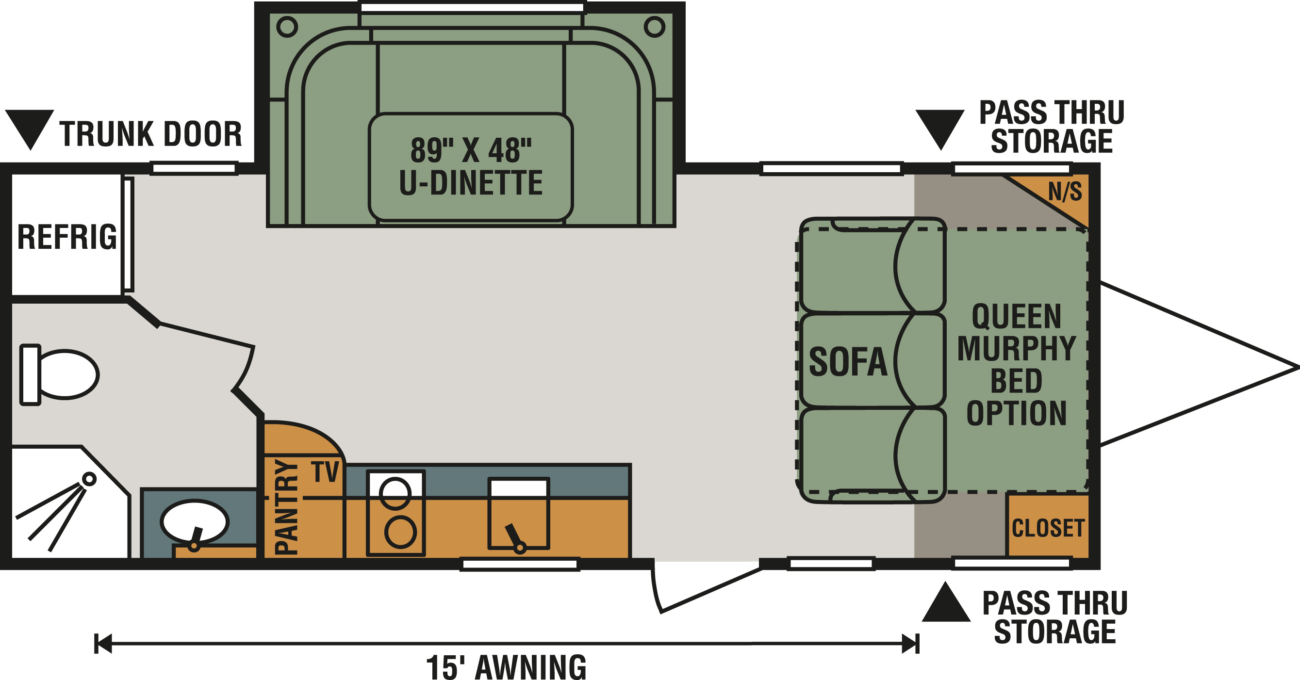 E201RB Floorplan