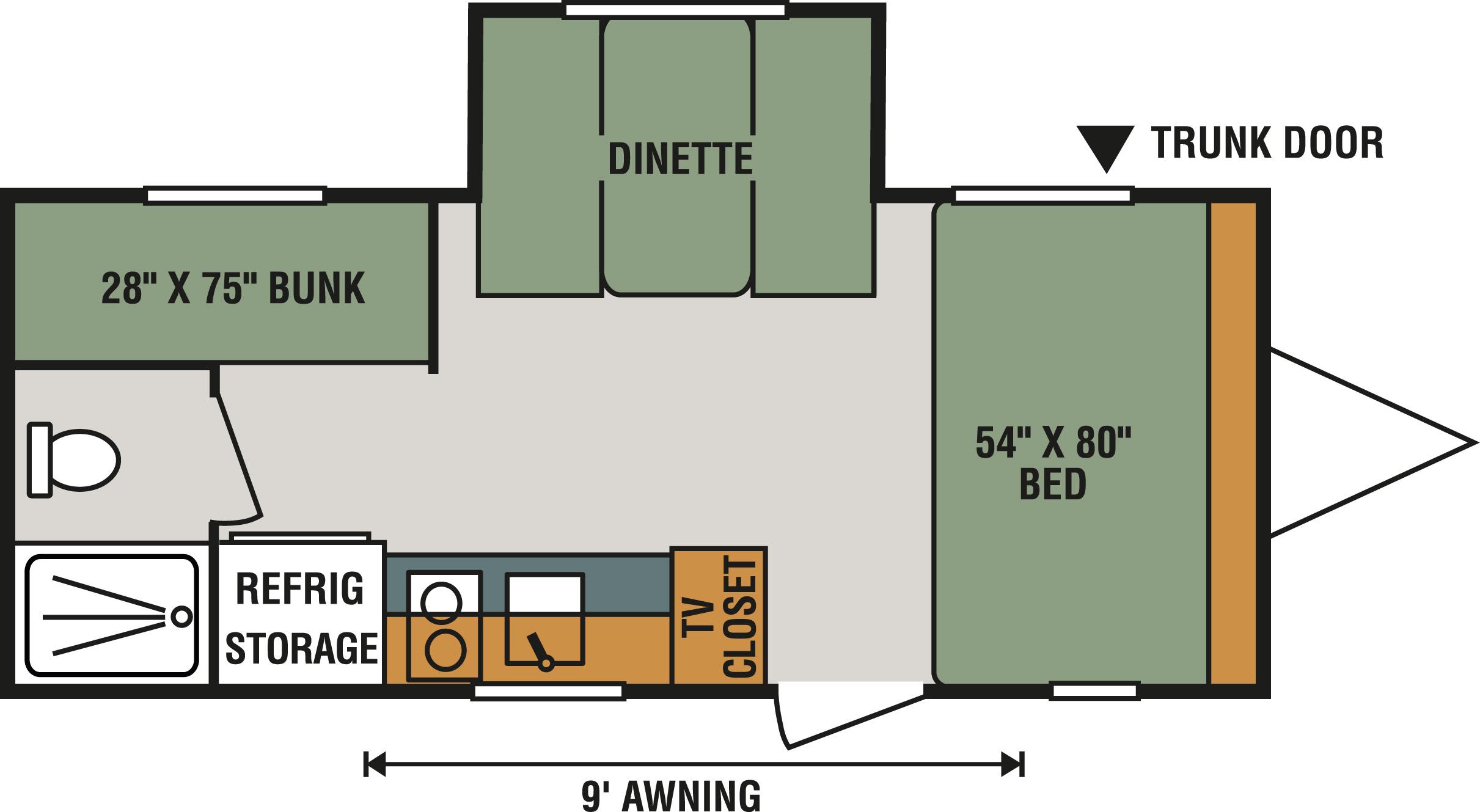 181BH Floorplan