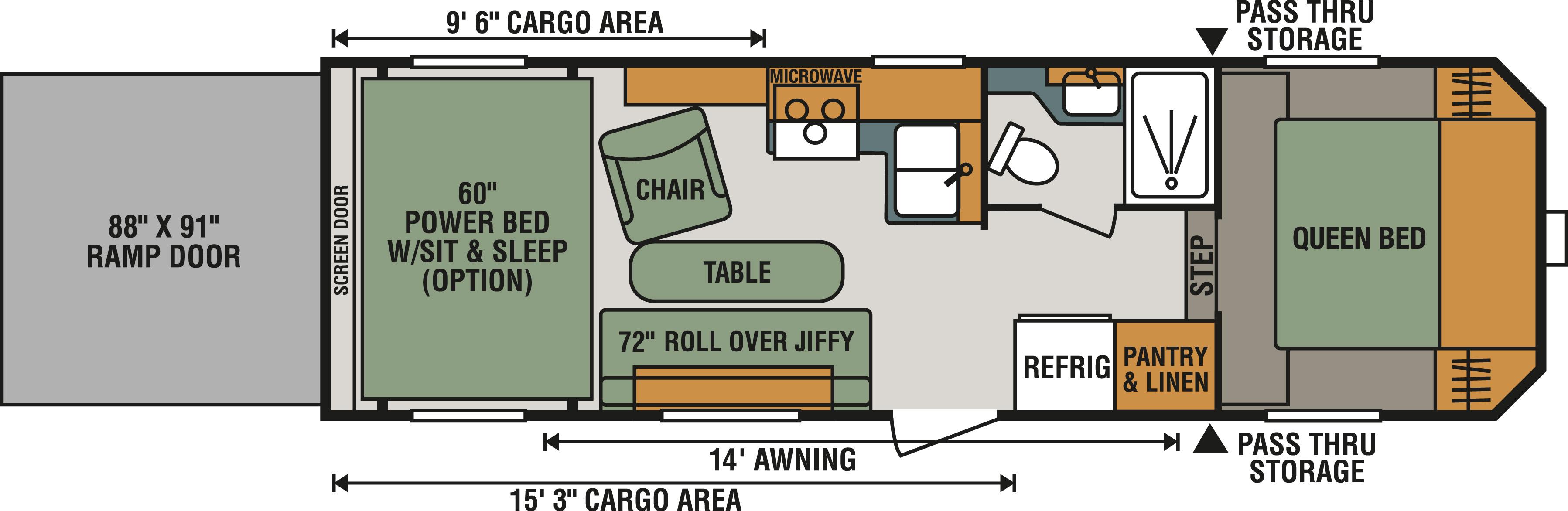 260TH Floorplan