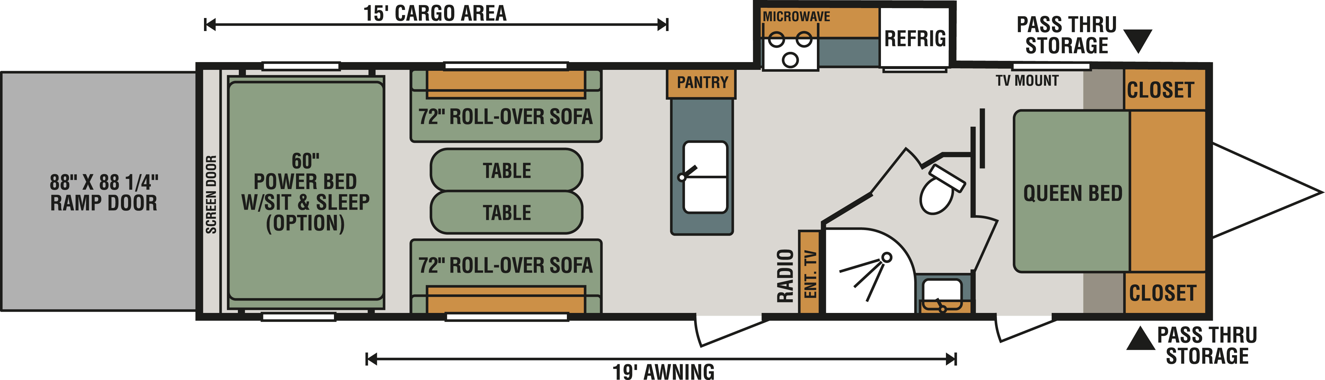 301THR Floorplan