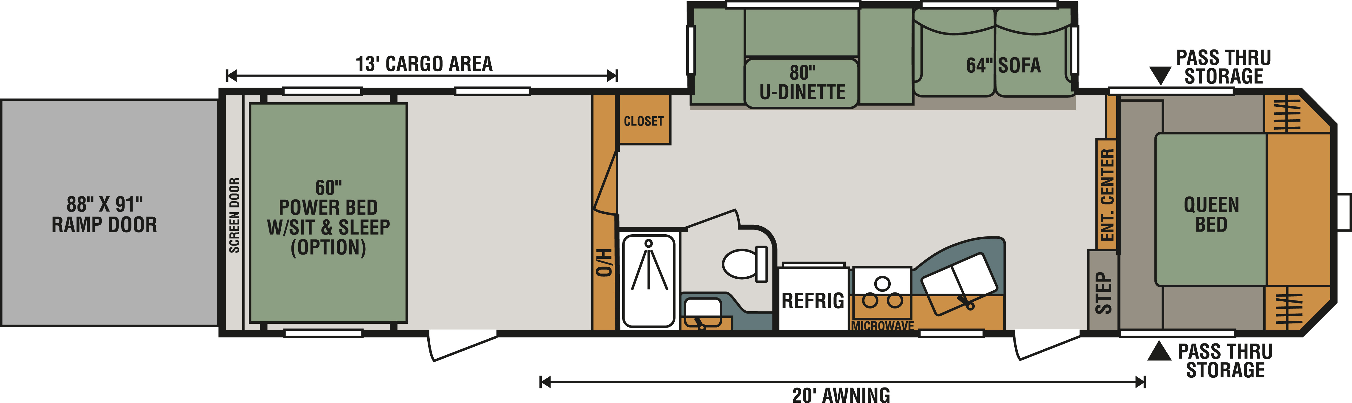 331TH13 Floorplan