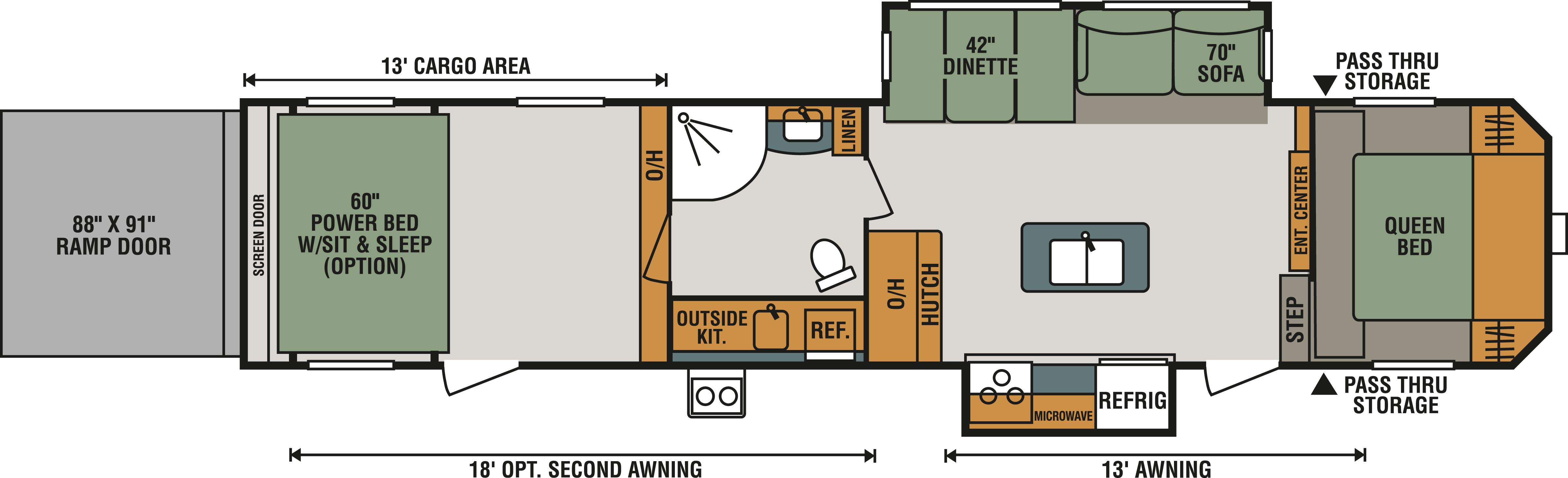352TH13 Floorplan