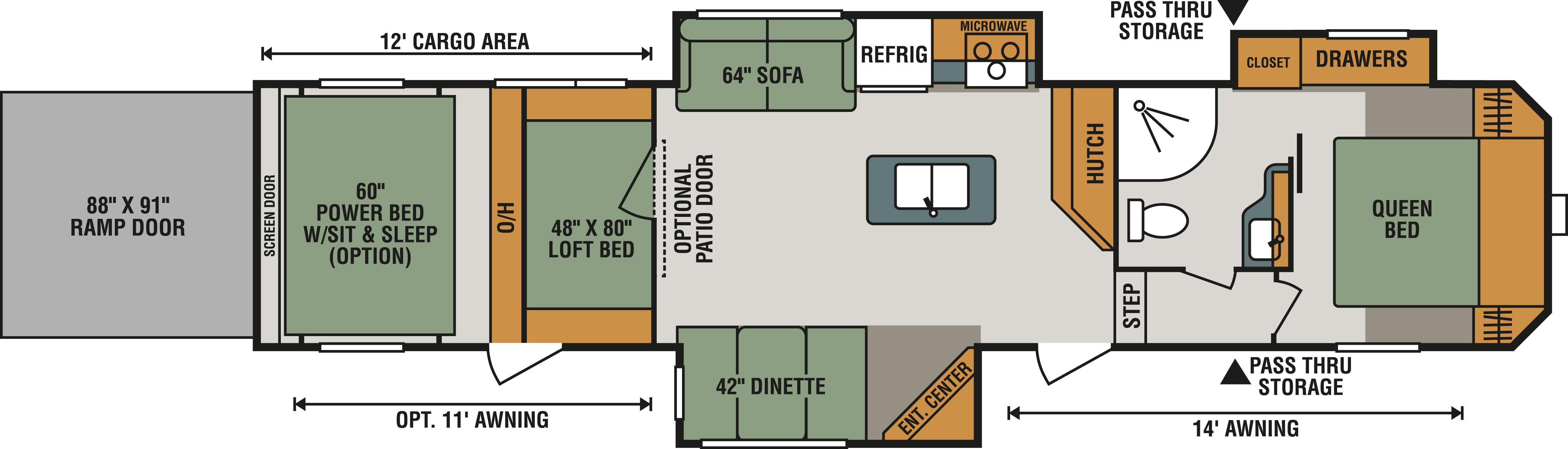 373TH12 Floorplan