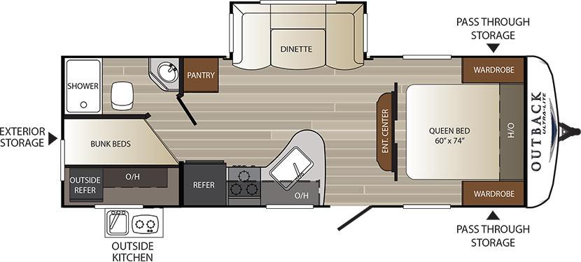 255UBH Floorplan