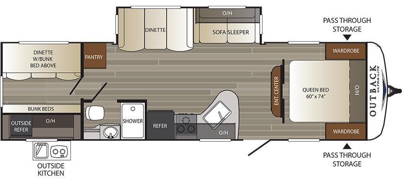 293UBH Floorplan