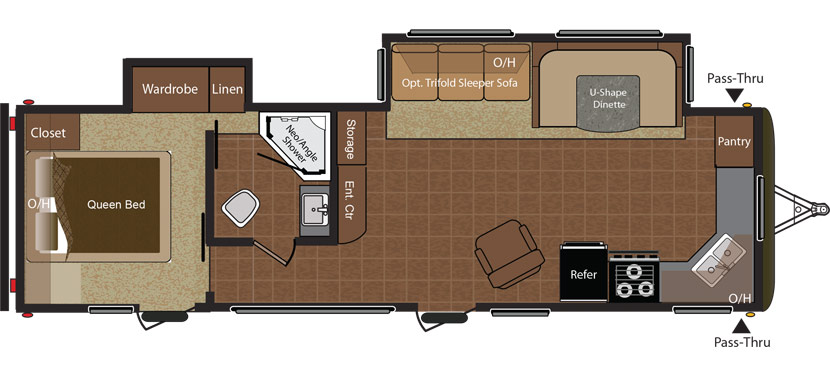 30FKDS Floorplan