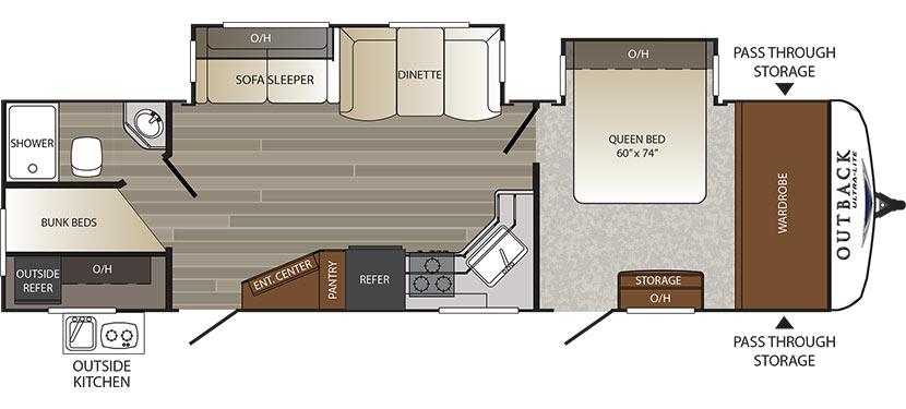 314UBH Floorplan
