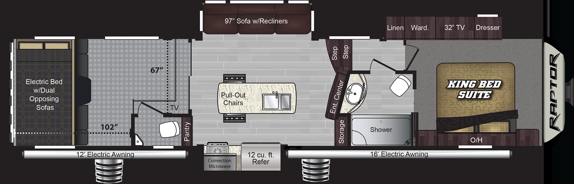 353TS Floorplan