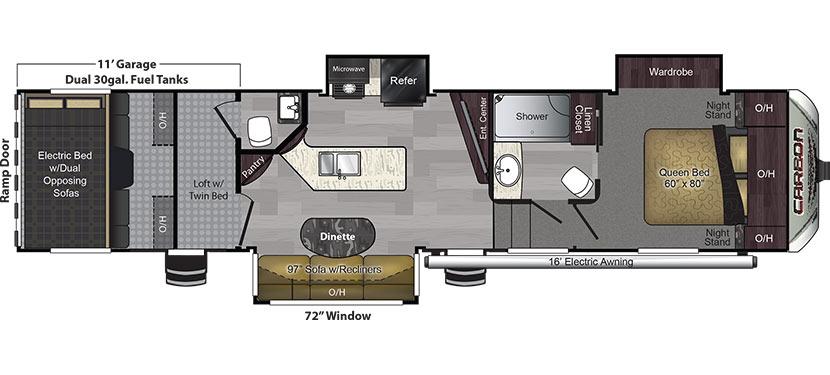 357 Floorplan