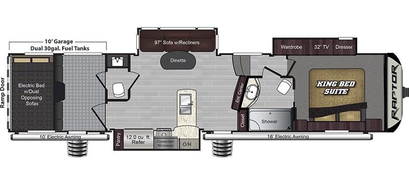 362TS Floorplan