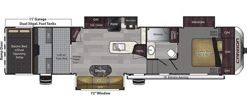 364 Floorplan