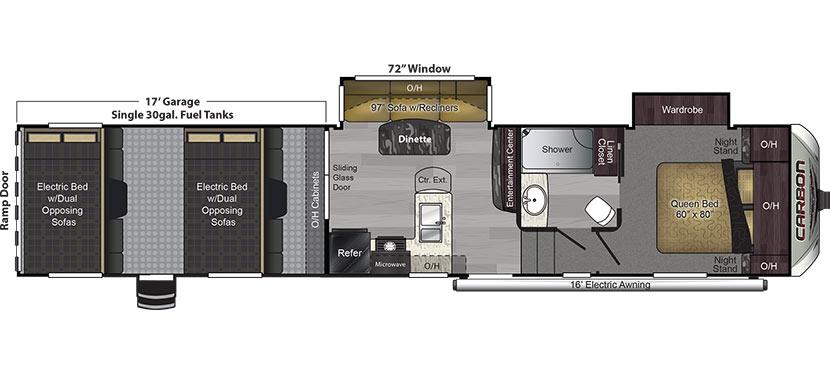 387 Floorplan