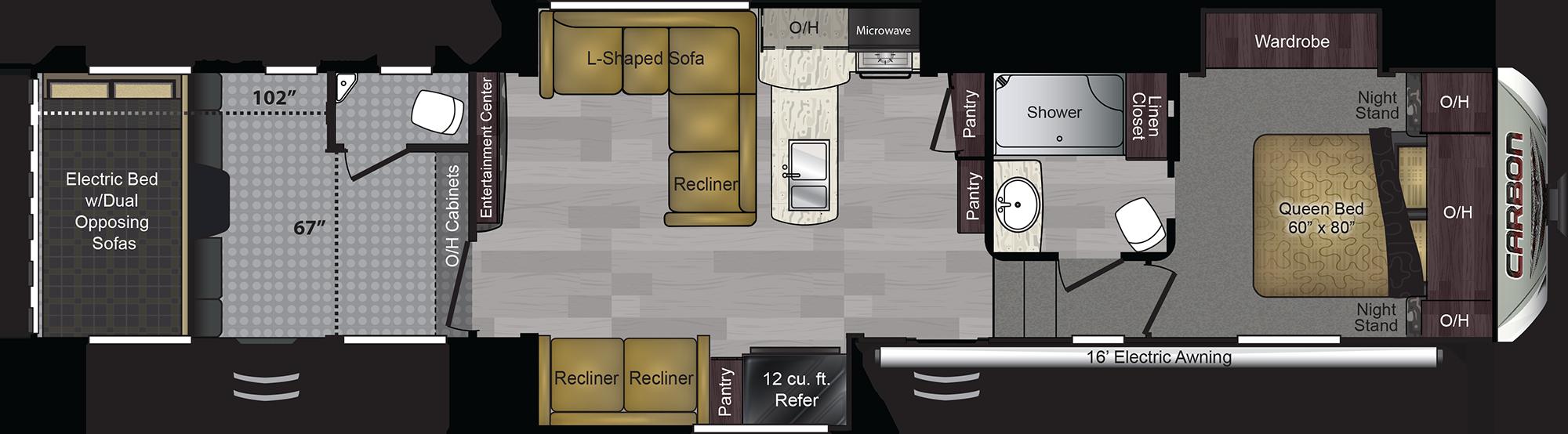 403 Floorplan