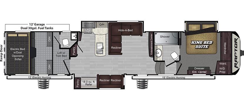 425TS Floorplan