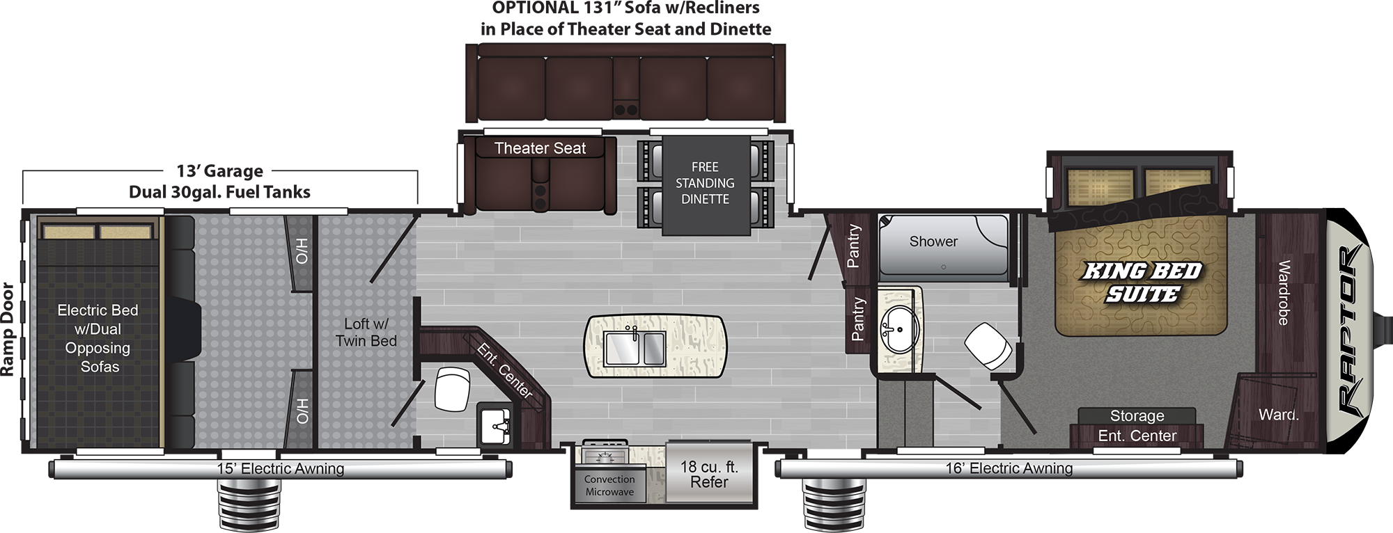426TS Floorplan