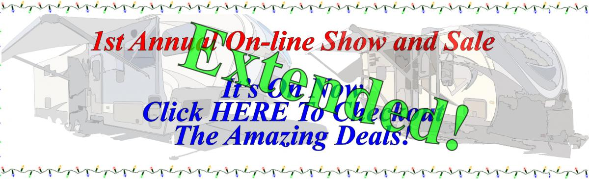 Our 1st Annual Show & Sale