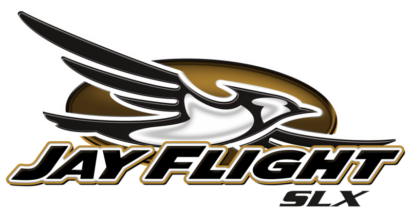 Jay Flight SLX Travel Trailer Logo