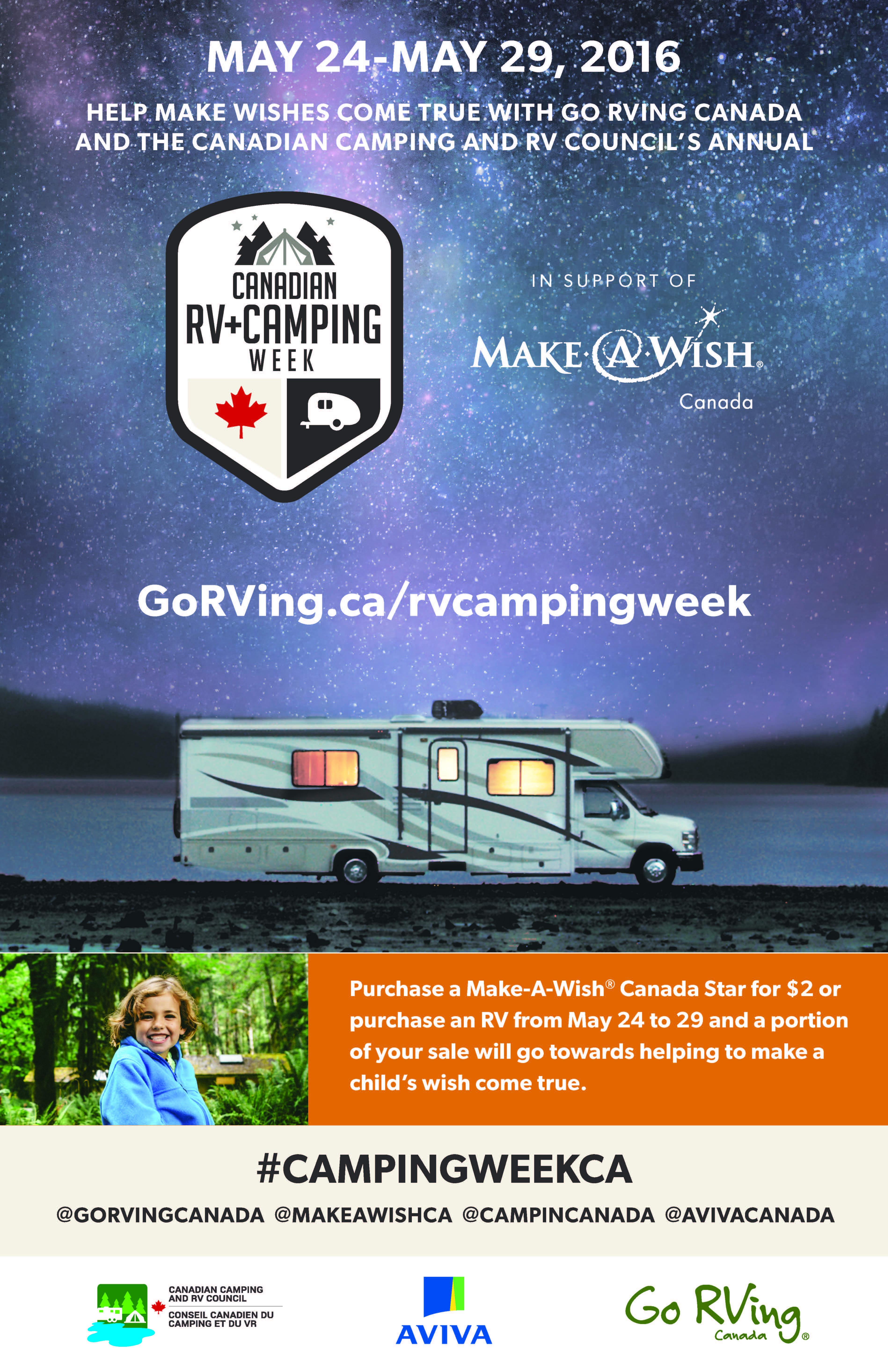 RV Camping CRVCW