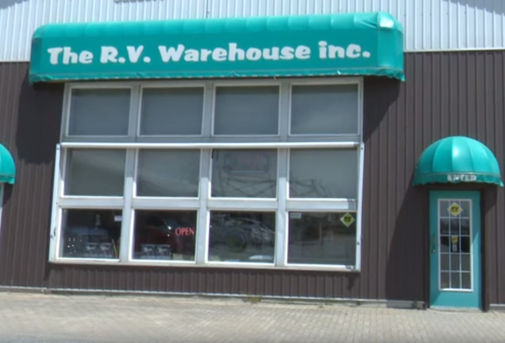 Post thumbnail for  RV Warehouse donates RV
