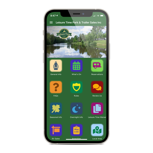 Download the CampON app - Thumbnail