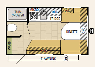 14RB Floorplan