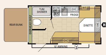 15RB Floorplan