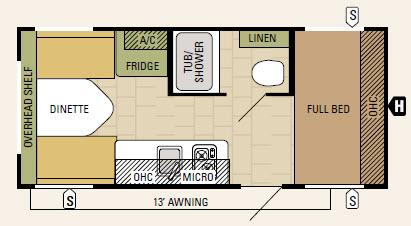 17RD Floorplan