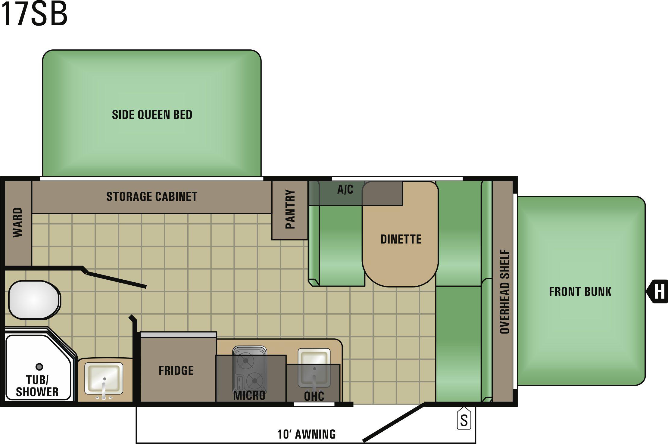 17SB Floorplan