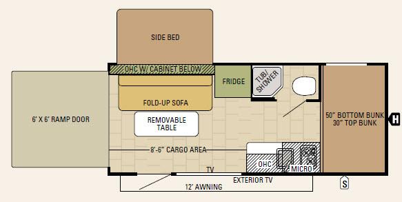 17XTH Floorplan