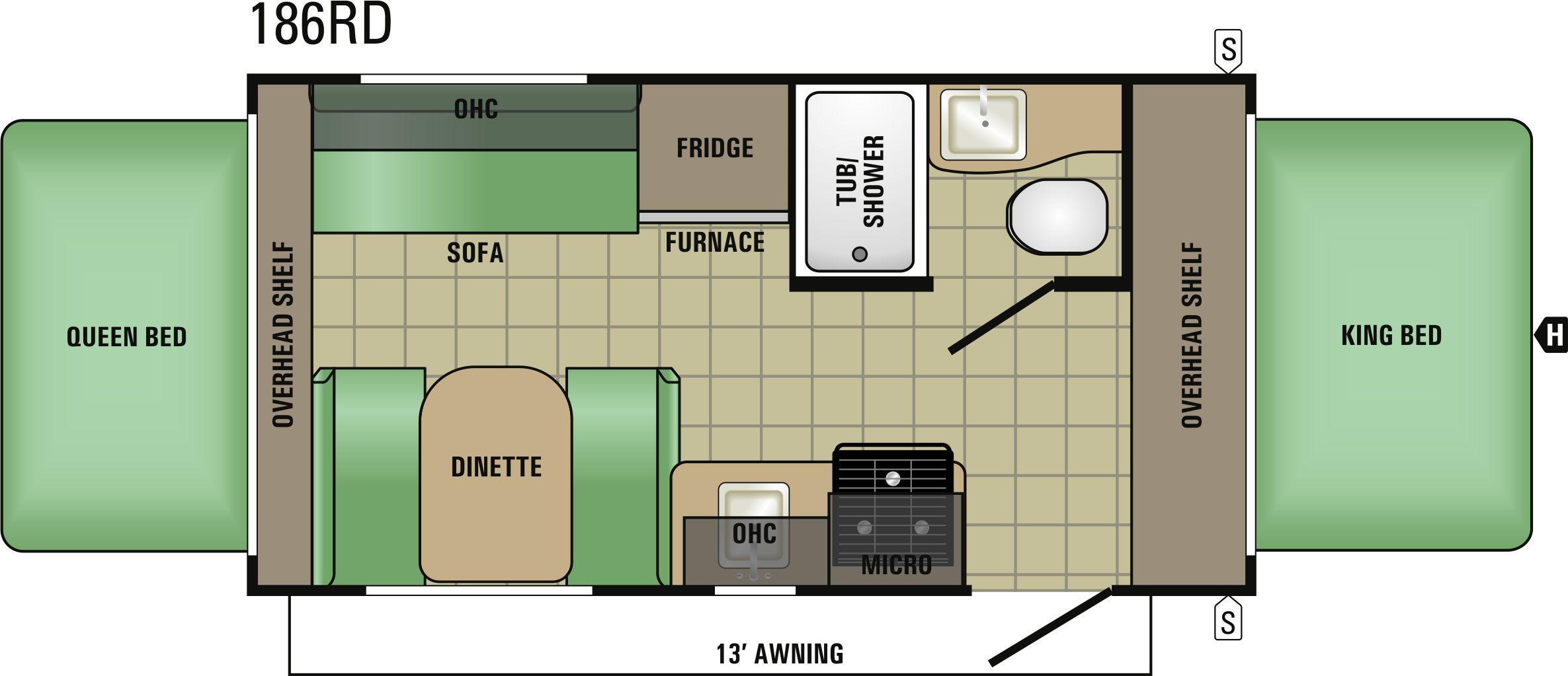 186RD Floorplan