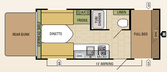 18FB Floorplan