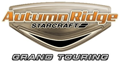 Launch Grand Touring Travel Trailer Logo