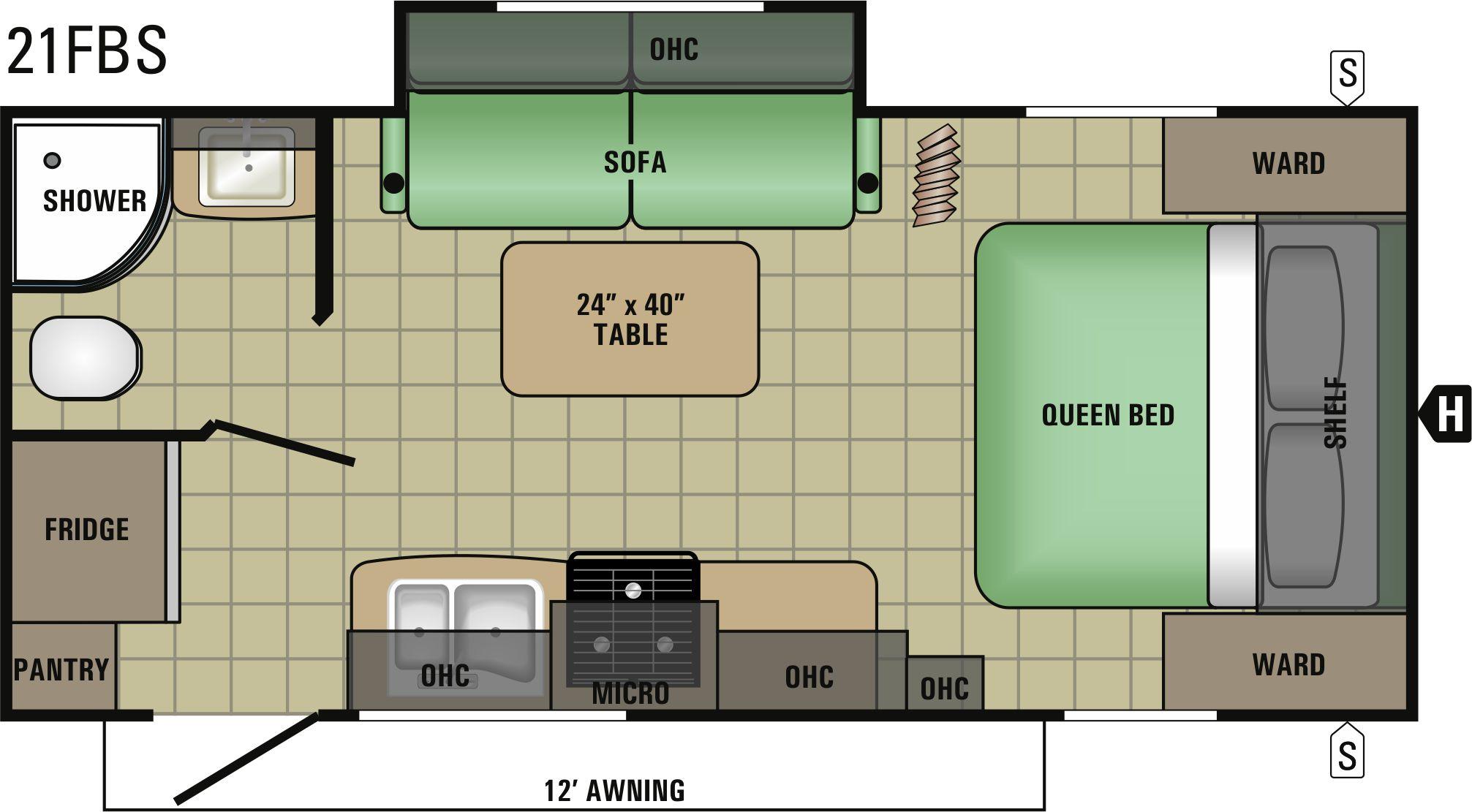21FBS Floorplan