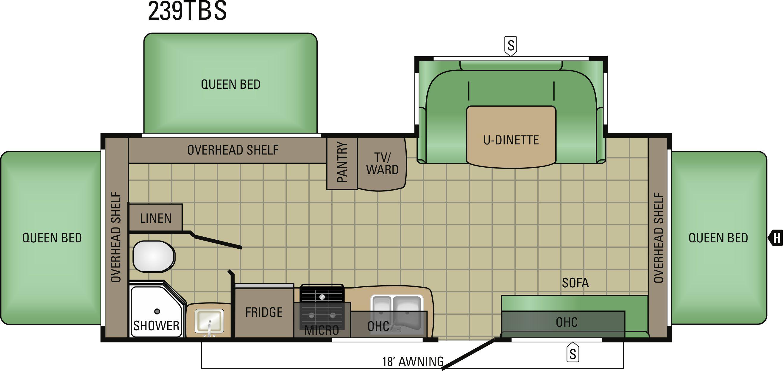 239TBS Floorplan
