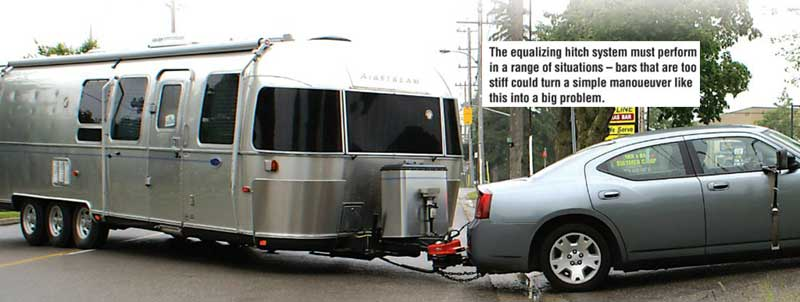 Featured image for Hitch Hints: On the Topic of Equalizing Hitches (43. 2)