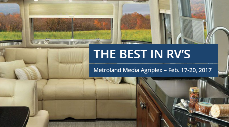 Featured image for London RV Show happening Family Day Weekend
