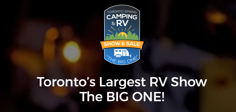 Featured image for March 2-5: Toronto Camping Show & Sale