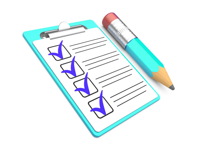 Featured image for The Most Important RV Tool You Should Have...the Checklist!