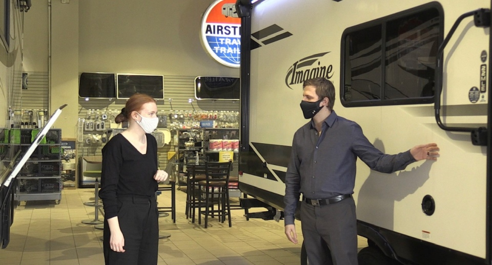 Featured image for RV's: The Safe Way to Travel: CTV Interview with Dan Meyer
