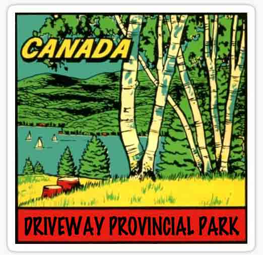 Featured image for Campsites Available at Driveway Provincial Park