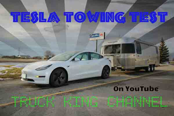Featured image for Can-Am RV Centre featured on Truck King Channel with Tesla